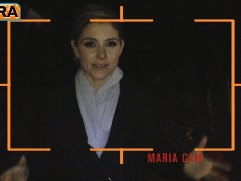 Maria Menounos' Superstorm Sandy Coverage: Staten Island