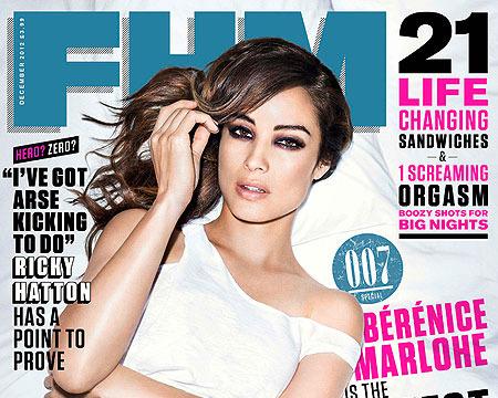 Bérénice Marlohe on Her Favorite Bond Babe: 'Xenia Onatopp'