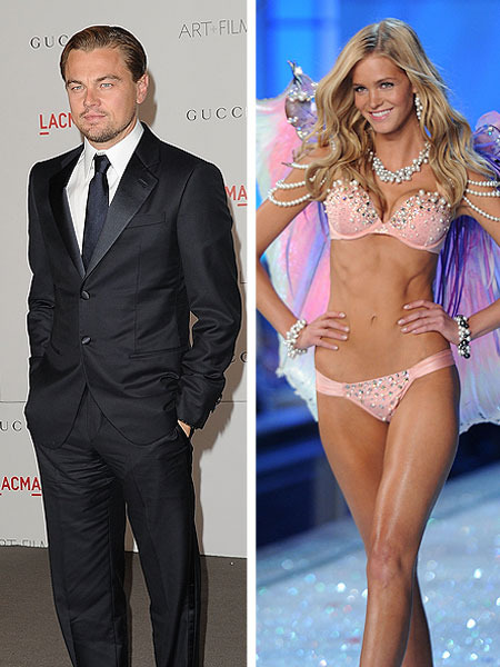 Leonardo DiCaprio and Supermodel Erin Heatherton Split