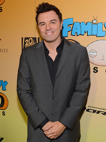 Seth MacFarlane on the Future of 'Ted'