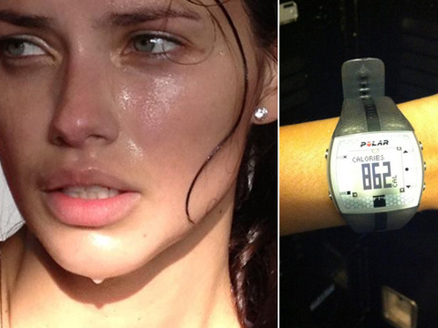 Victoria's Secret Models: Last-Minute Dieting and Beauty Secrets