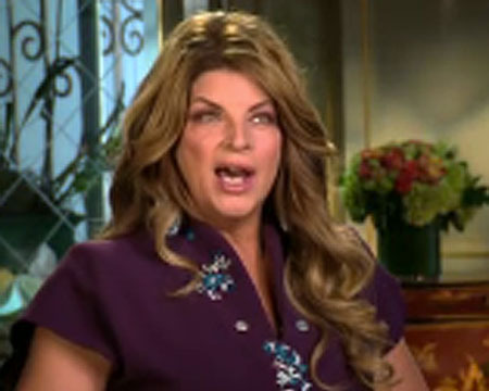 Kirstie Alley's Tell-All on 'GMA': John Travolta is 'Not Gay'