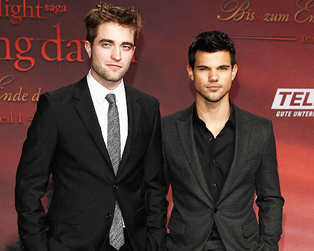 The 'Twilight' Boys: Robert Pattinson and Taylor Lautner on the Experience