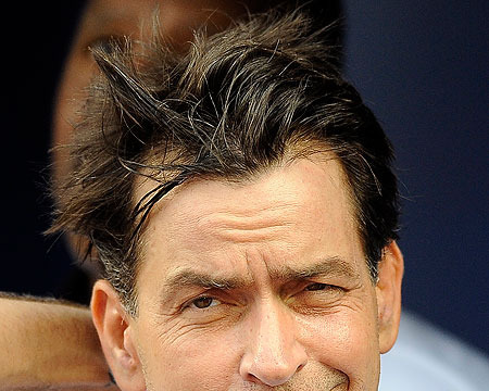 Report: Did Charlie Sheen Threaten to Kill Someone?