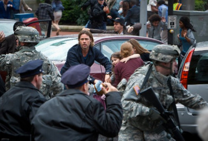 Trailer! Brad Pitt's Zombie Thriller 'World War Z'