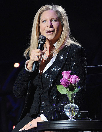 Barbra Streisand Set to Sing at Oscars!