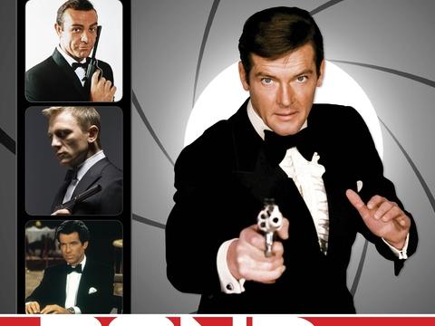 Roger Moore: 'Daniel Craig IS Bond'