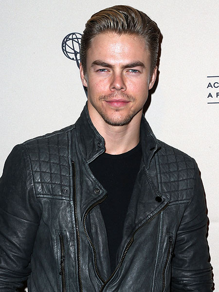 Derek Hough on Neck Injury: 'They've Cleared Me' to Dance