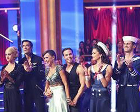 'DWTS' Double Elimination: Then There Were Five
