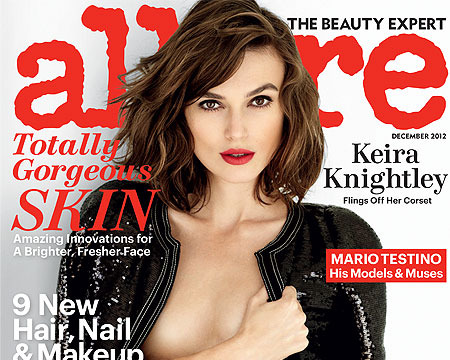 Keira Knightley on Her Body: 'They Always Pencil in My Boobs'