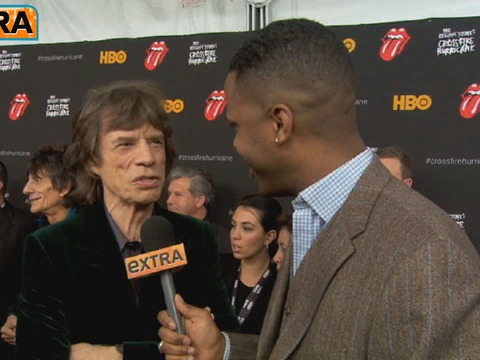 The Rolling Stones Talk 50 Years of Rock and 'Crossfire-Hurricane'