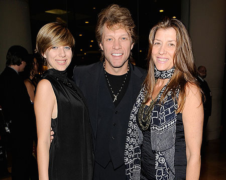 Jon Bon Jovi's Daughter Arrested for Heroin Possession, Suspected OD