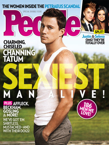 Channing Tatum: Sexiest Man Alive Wants to Be a Dad!