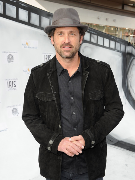 'Grey's Anatomy' Set Visit with Patrick Dempsey