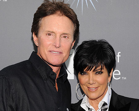 Extra Scoop: Kris and Bruce Jenner Divorce Rumor Is 'All Rubbish'