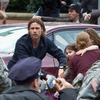Brad Pitt Back on the Set of 'World War Z'