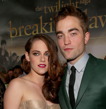 'Twilight' Author Feels Bad for Rob and Kristen