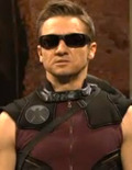 Jeremy Renner on 'SNL': Making Fun of  'Avengers' and Petraeus
