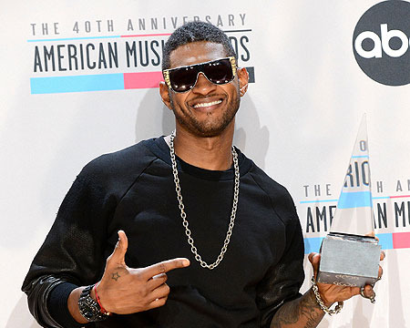 Usher on Life in the Public Eye: 'We Are Humans'