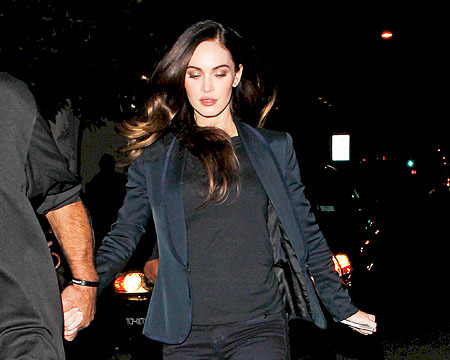Pic! Megan Fox's Slimmed-Down Bod After Baby