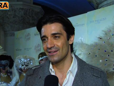 Gilles Marini Kicks Off 'Winter in Venice' at the Venetian