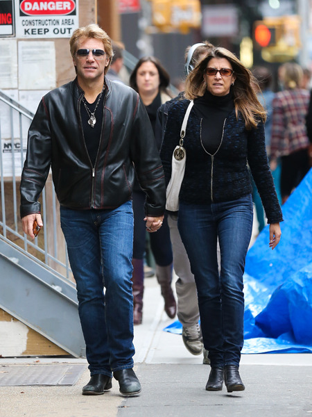 Bon Jovi Breaks Silence on Daughter's Overdose