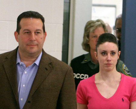 Casey Anthony Allegedly Searched 'Foolproof Suffocation' the Day Caylee Died