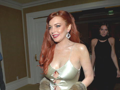 Lindsay Lohan Rejects 'Dancing with the Stars' Offer