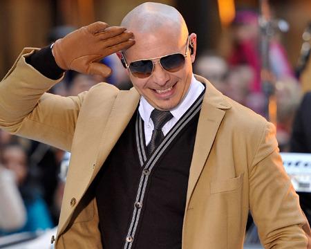 Pitbull Talks Banned Video, Reveals Celebrity Crush