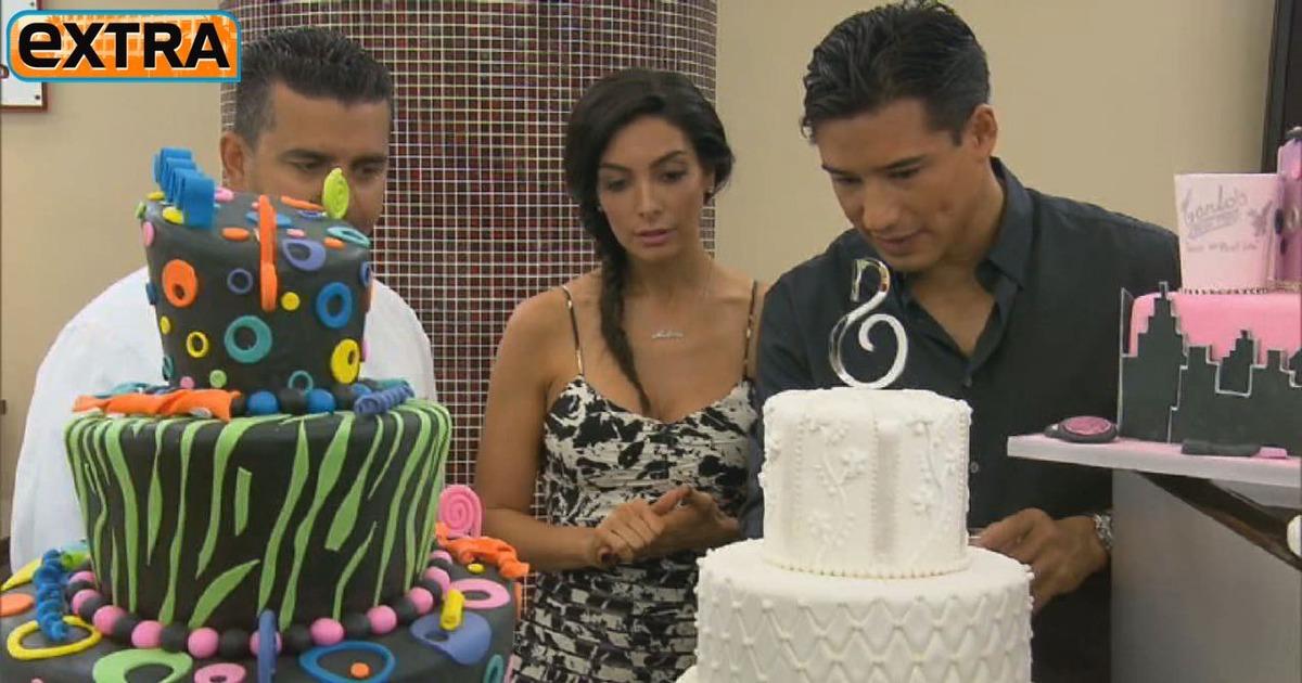 Josh Altman Wedding Cake