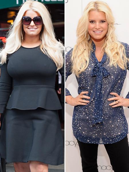 Jessica Simpson's Weight Watchers Diet Revealed   ExtraTV.com