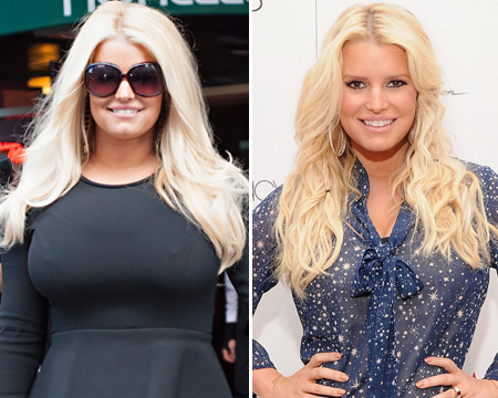 Jessica Simpson's Weight Watchers Diet Revealed