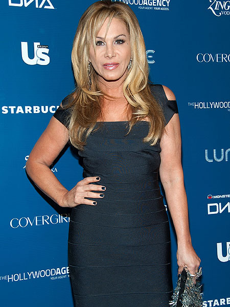 Adrienne Maloof Opens Up to &#03