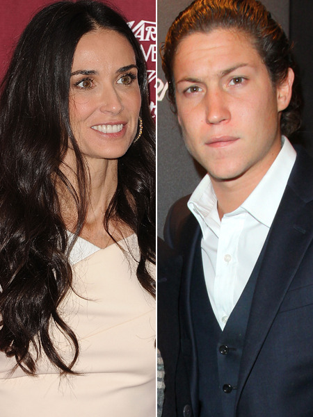 Report: Demi Moore and Vito Schnabel Split