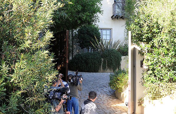 Is Halle Berry Selling the Thanksgiving Showdown Mansion?