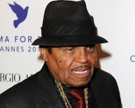Joe Jackson Has Suffered a Stroke