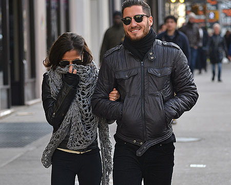 Val Chmerkovskiy and Kelly Monaco Keep Romance Rumors Alive