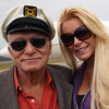 Crystal Harris Signed 'Ironclad' Prenup Before Marrying Hugh Hefner