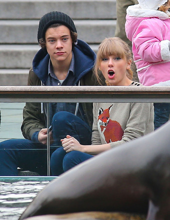 Report: Taylor Swift and Harry Styles Split