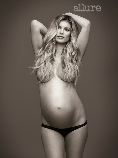 Pics! Model Marisa Miller Shows Off Baby Bump