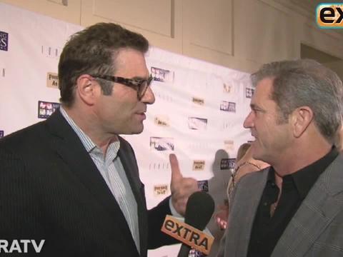 Mel Gibson Helps Raise Money for Mending Kids International