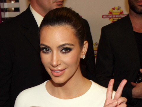 Extra Scoop: Kim Kardashian Most-Searched Person of 2012