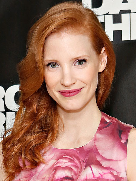 Jessica Chastain on 'Zero Dark Thirty': 'We Had to Be Secretive'