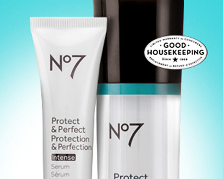 Fight Wrinkles with Boots No7 Intense Serum!