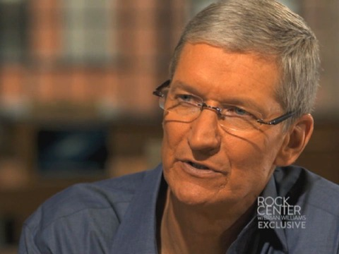 Steve Jobs' Parting Advice for Apple CEO Tim Cook