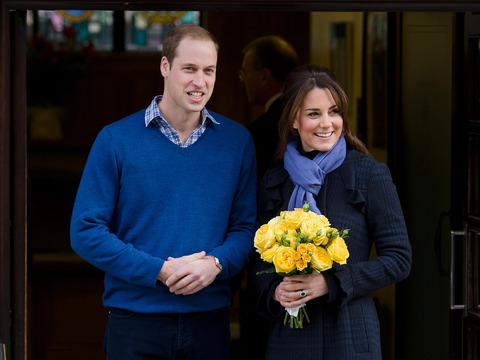 Extra Scoops: Prince William Gives Early Baby Gift to Kate Middleton