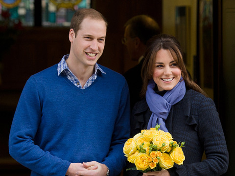 Pregnant Kate Middleton Released from Hospital