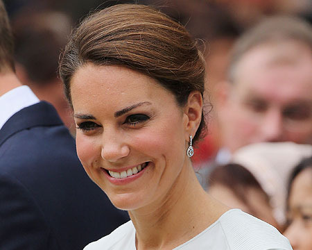 Extra Scoop: Kate Middleton's Baby Nursery Design
