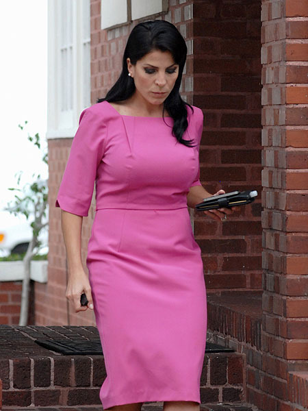 Jill Kelley is NOT Writing a Petraeus Tell-All