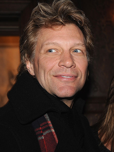 Jon Bon Jovi on Al Pacino and Hurricane Sandy Concert